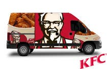 Contest Entry #21 for Vehicle Wrap Graphics Design