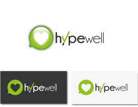 #173 para Design a Logo for Hype Well por anamiruna
