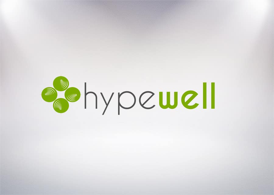 #216 for Design a Logo for Hype Well by helenasdesign