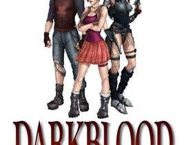 #169 for Design a New Logo for Dark Blood Chronicles by adrif73