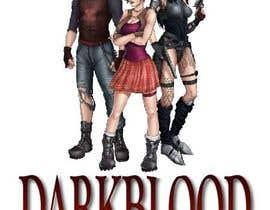 adrif73 tarafından Design a New Logo for Dark Blood Chronicles için no 169