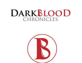 #160 for Design a New Logo for Dark Blood Chronicles af fazxclusive