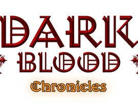 suneelkaith tarafından Design a New Logo for Dark Blood Chronicles için no 168