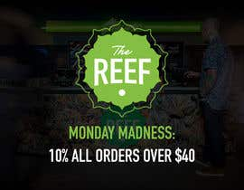 #10 for The Reef- In Store Graphics by prakash777pati