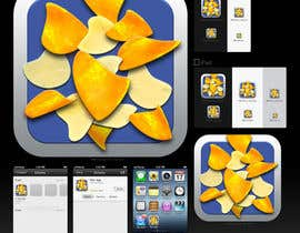 #7 untuk I need some Graphic Design for a app icon oleh rowsmith