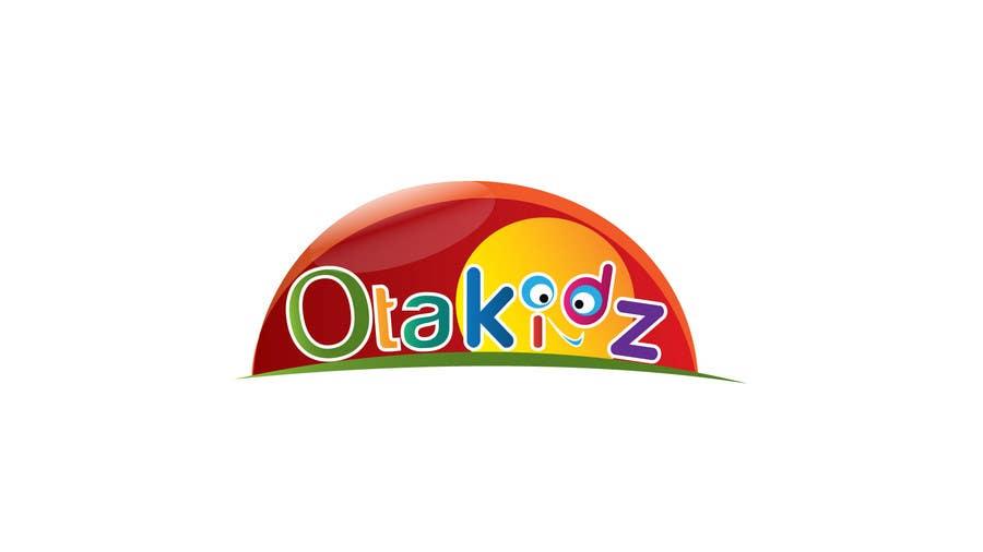Bài tham dự cuộc thi #                                        54                                      cho                                         Logo Design for Ota Kidz