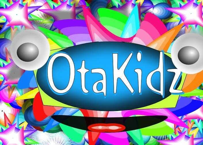 Конкурсная заявка №96 для Logo Design for Ota Kidz