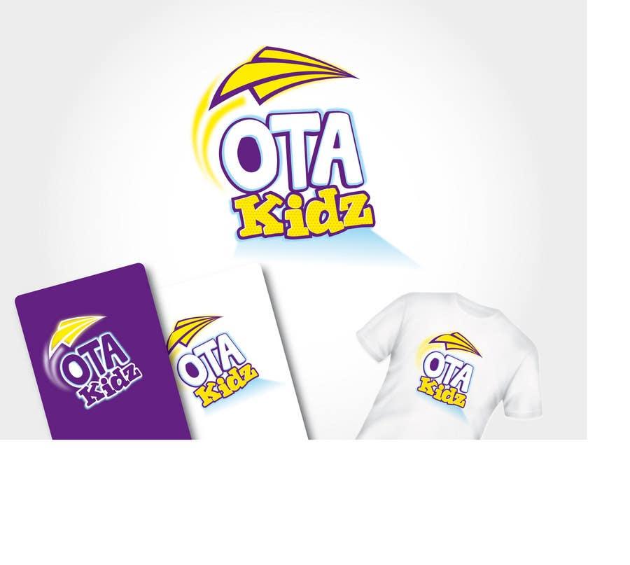 Bài tham dự cuộc thi #                                        56                                      cho                                         Logo Design for Ota Kidz