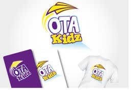 #56 para Logo Design for Ota Kidz por theideascrew
