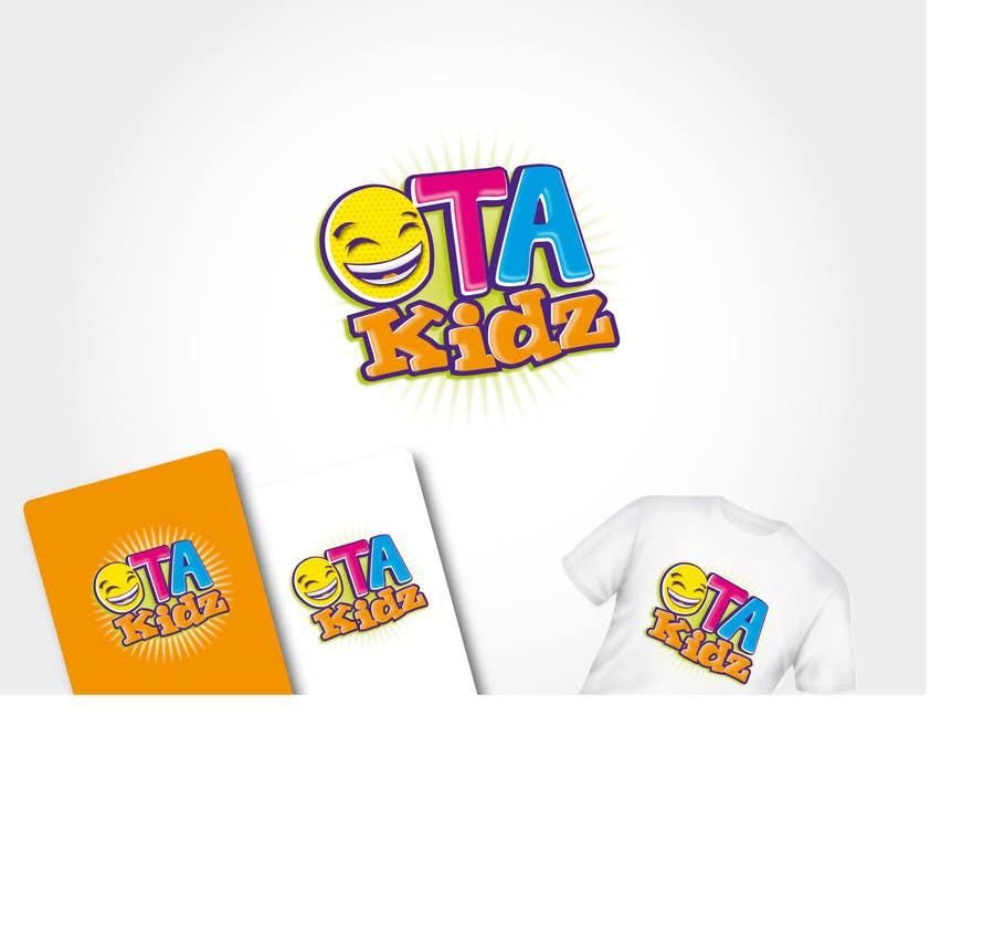 Inscrição nº                                         107                                      do Concurso para                                         Logo Design for Ota Kidz