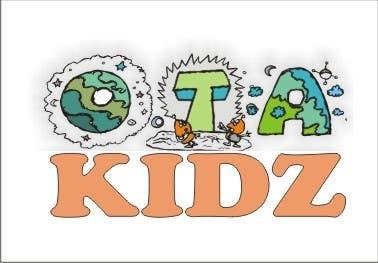 Inscrição nº                                         91                                      do Concurso para                                         Logo Design for Ota Kidz