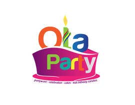 #49 para Logo design for Ota Party de todeto