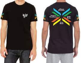 Nro 3 kilpailuun Tshirt design for up and coming brand käyttäjältä icecad49
