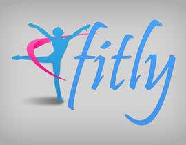 nº 30 pour Logo Design for Fitly par dasilva1
