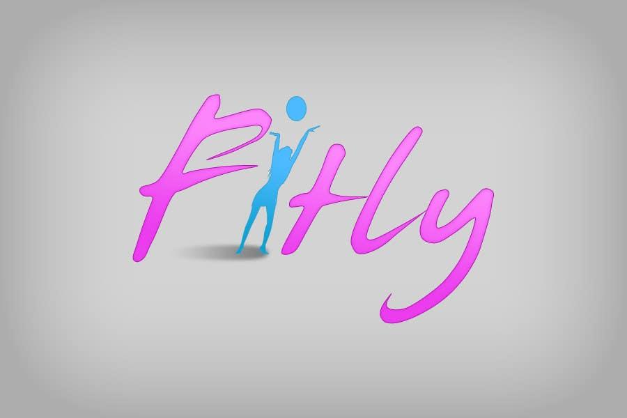Inscrição nº                                         1                                      do Concurso para                                         Logo Design for Fitly