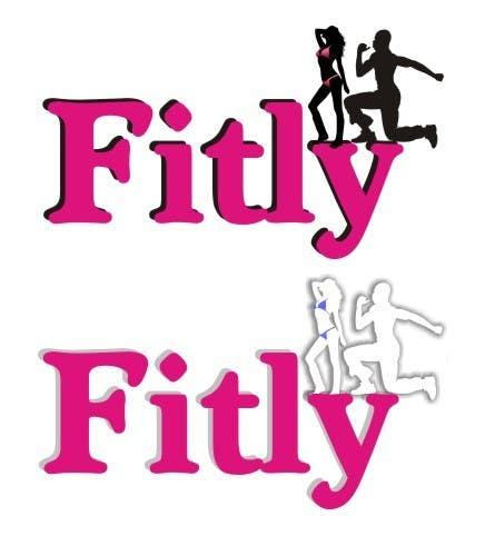 Inscrição nº                                         56                                      do Concurso para                                         Logo Design for Fitly