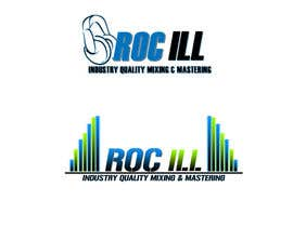 #34 untuk Design a Logo for ROC ILL Music Producer.Studio oleh lexdesign712
