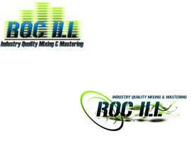 #47 for Design a Logo for ROC ILL Music Producer.Studio by lexdesign712
