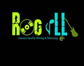 #48 para Design a Logo for ROC ILL Music Producer.Studio por agilekarthik