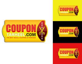 #17 for Design a Logo for COUPONtarheel.com af Magsinodan