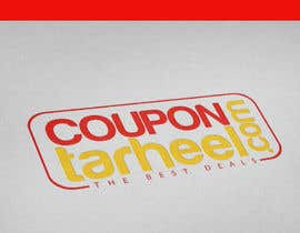 #2 para Design a Logo for COUPONtarheel.com por rimskik