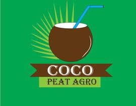 """Nro 14 kilpailuun Design a Logo for """"COCOPEATAGRO"""" käyttäjältä kingr8247"""