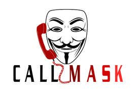nº 16 pour Design a Logo for Call Mask par HillsArt