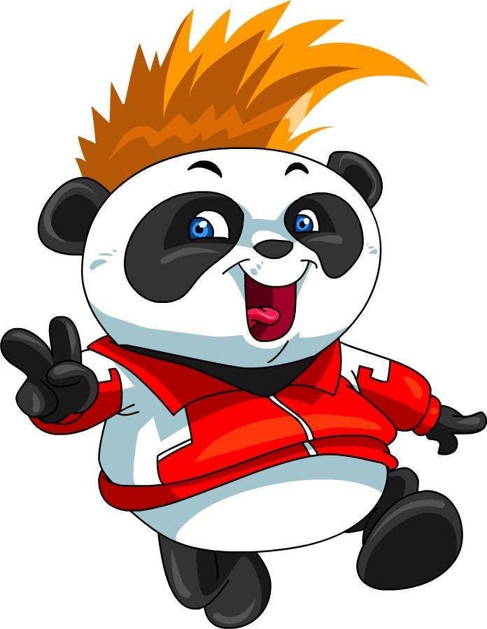Contest Entry #49 for Illustration Design for Animation illustration for Panda cubs.