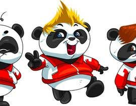 #52 for Illustration Design for Animation illustration for Panda cubs. af ramadhiansanjaya