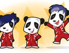 #63 untuk Illustration Design for Animation illustration for Panda cubs. oleh clagot