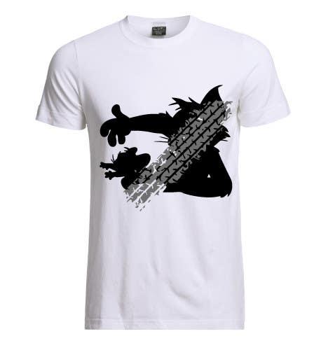 Konkurrenceindlæg #76 for Design a T-Shirt