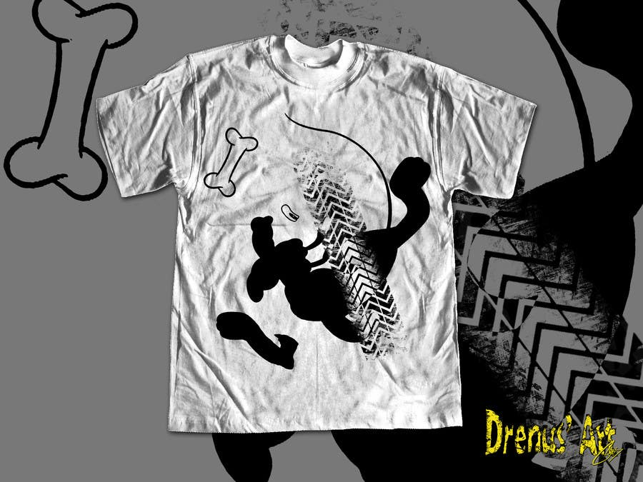 #42 for Design a T-Shirt by DrenusArt