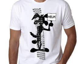 nº 29 pour Design a T-Shirt par anaung