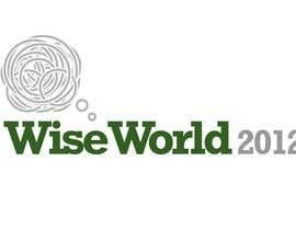 nº 6 pour Logo Design for Wise World 2012 par tenththplanet