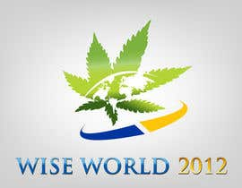 nº 166 pour Logo Design for Wise World 2012 par elgopi