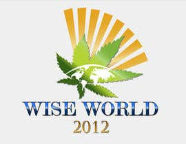 nº 69 pour Logo Design for Wise World 2012 par elgopi