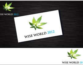 nº 82 pour Logo Design for Wise World 2012 par elgopi