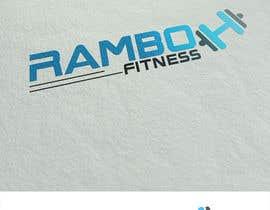 Nro 61 kilpailuun Design a Logo for Rambo Fitness käyttäjältä colorgraphicz