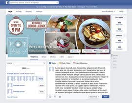 #28 for Design a Facebook landing page by artnika