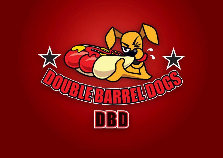 Inscrição nº 100 do Concurso para Double  barrel dogs