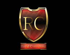 nº 59 pour Logo Design for Royal Consulting LLC par hammadraja