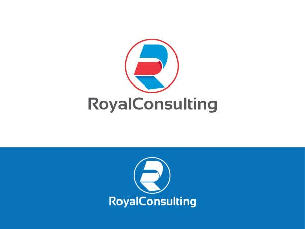 #86 for Logo Design for Royal Consulting LLC by sankalpit