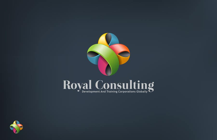 #78 for Logo Design for Royal Consulting LLC by usmanarshadali