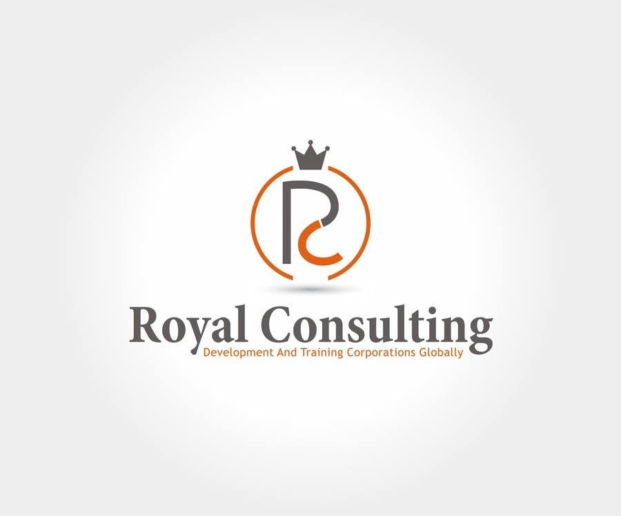 #79 for Logo Design for Royal Consulting LLC by usmanarshadali