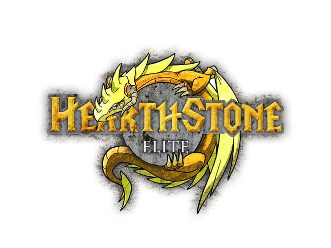 #13 for Design a Logo for HearthstoneElite.com by Simone97