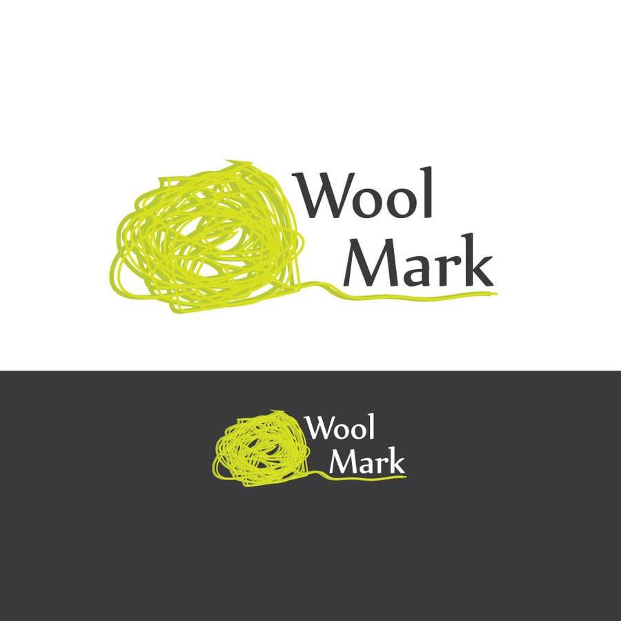Kilpailutyö #13 kilpailussa Design a Logo for Wool