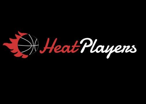 Design a Logo for HeatPlayers.com için 24 numaralı Yarışma Girdisi