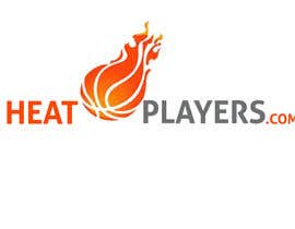 #25 para Design a Logo for HeatPlayers.com por aminudin00