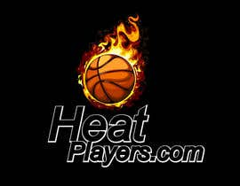nº 4 pour Design a Logo for HeatPlayers.com par manuel0827