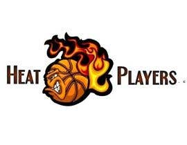 #20 para Design a Logo for HeatPlayers.com por hemalibahal